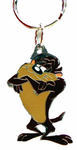 Taz Enamel Key Chain