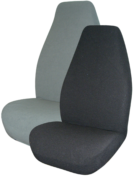terry velour universal bucket seat covers pair ali67 6351 series. Black Bedroom Furniture Sets. Home Design Ideas
