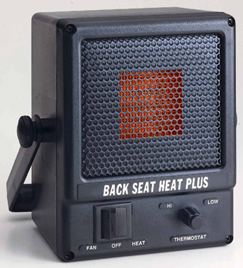 Image of Thermo-Tec 24 Volt Back Seat Heater