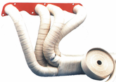 Thermo-Tec Beige Exhaust Insulating Wrap