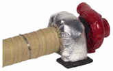 Thermo-Tec 4 Cylinder Turbo Insulating Kit