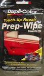 Touch-Up Repair Prep-Wipe Towelette by Dupli-Color