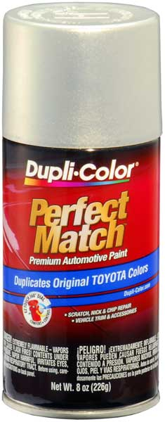 toyota metallic silver opal auto spray paint 1c4 1999. Black Bedroom Furniture Sets. Home Design Ideas