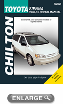 Toyota Sienna Chilton Repair Manual (1998-2010)