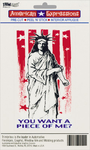 Trimbrite American Expressions Tough Statue of Liberty Decal