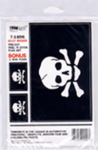 Trimbrite Jolly Rogers Flag Decal Set