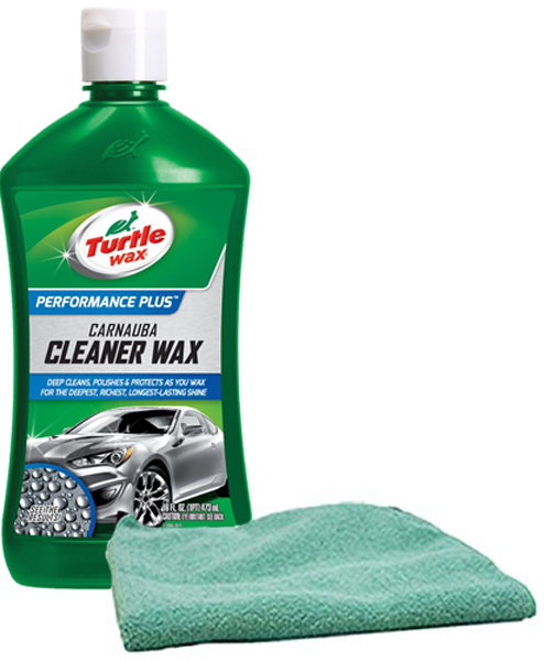 Turtle Wax Cleaners Upc Barcode