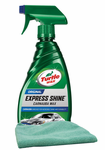Turtle Wax Express Shine (16 oz.) & Microfiber Cloth Kit