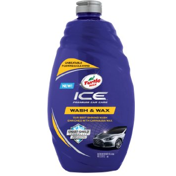Turtle Wax Ice Premium Care Car Wash 48 Oz Turt 472r