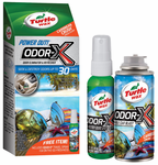 Turtle Wax Odor-X Power Out Kit