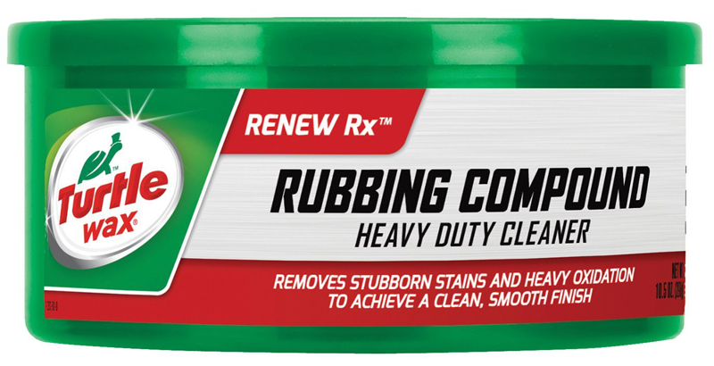 Image of Turtle Wax Rubbing Compound Heavy Duty Cleaner (10.5 oz.)