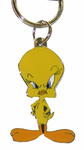Tweety Bird Enamel Key Chain