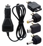Bracketron Universal 4 Piece GPS & Smartphone Car Charger Kit