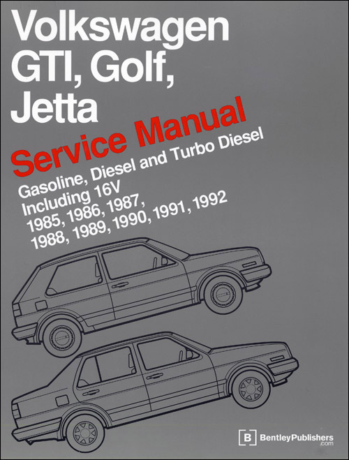volkswagen gti golf jetta service manual 1985 1992 xxxvg92 rh autobarn net bentley vw manual pdf bentley manual vw beetle pdf