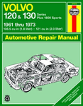 Volvo 120 & 130 Series, and P1800 Sports Haynes Repair Manual (1961 - 1973)