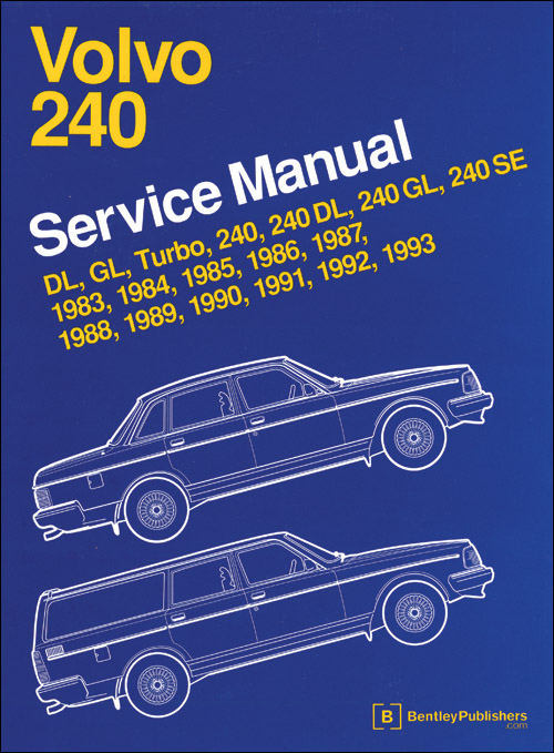 volvo 240 service manual 1983 1993 xxxl293 rh autobarn net volvo repair manual online volvo c30 technical manual