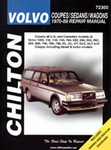 Volvo Coupes/Sedans/Wagons (1970-89) Chilton Manual