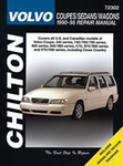 Volvo Coupes/Sedans/Wagons (1990-98) Chilton Manual