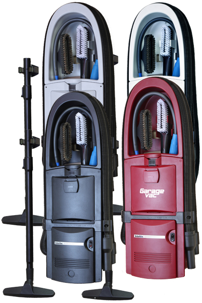 Wall Mounted Garage Vacuum