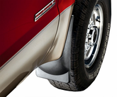 WeatherTech® No-Drill Mud Flaps