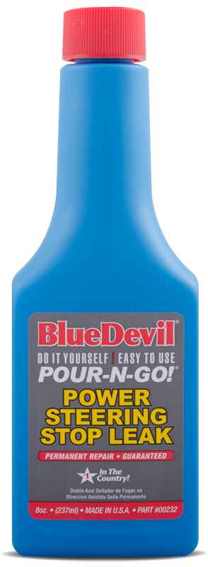Image of Blue Devil Power Steering Stop Leak (8 oz.)