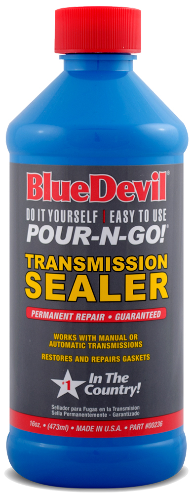Blue Devil Transmission Sealer 16 oz.