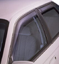 Wind Deflectors and Rain Guards