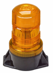 Wolo Lightning Bright 10 LED Amber Warning Light
