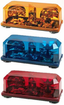 Wolo Priority 1 Roof Top Halogen Warning Light Bars