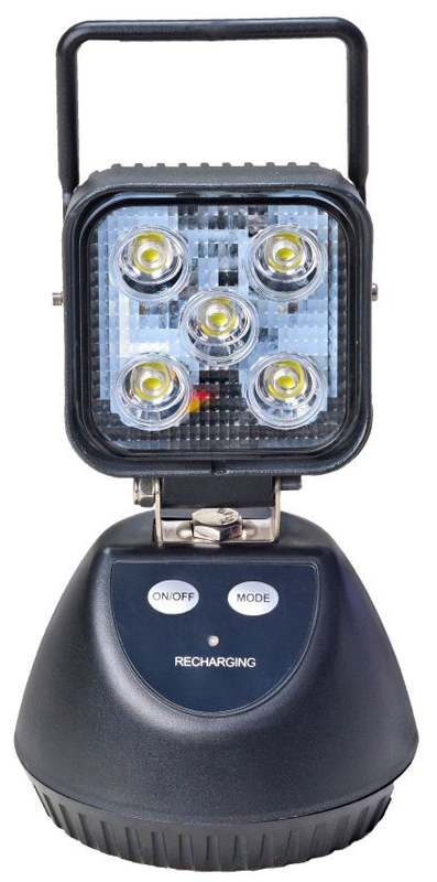 Image of Wolo See More 15-Watt LED Rechargeable Work Light