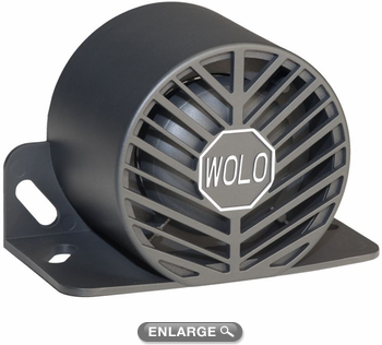 Wolo Self-Adjusting Intelligent Back-Up Alarm