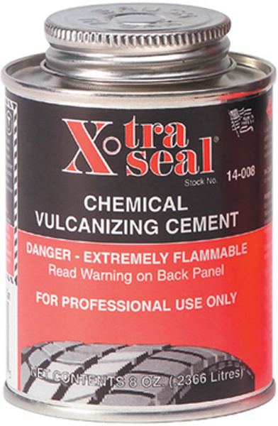 Image of Xtra-Seal Chemical Vulcanizing Cement 8 oz.