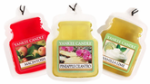 Yankee Candle Car Jar Ultimate Air Fresheners