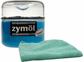 Zymol Carbon Wax (8 Oz) & Microfiber Cloth Kit