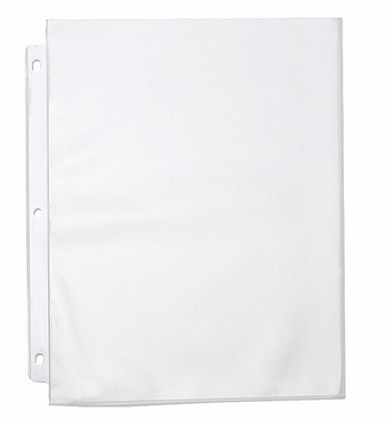 11x8.5 Archival  Polypropylene Sheet Protectors - 10 Pack