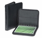 "14""x17"" Premium Leather Photography Portfolio Case / Presentation Case - Black"