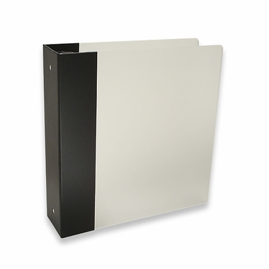 "Frost Semi-Opaque Acrylic 2"" 3-Ring Binders"