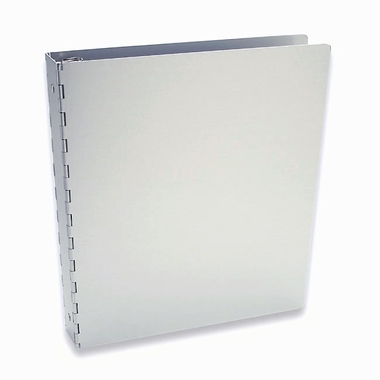 "Machina Aluminum 1"" 3-Ring Binders"