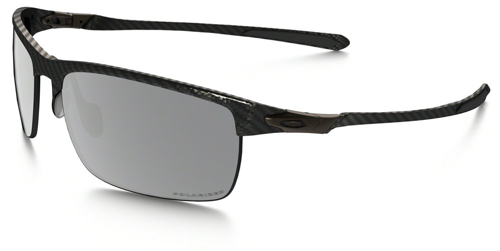 Oakley Carbon Blade Sunglasses with Matte Carbon Frame and ...