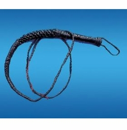 SALE! 6 Ft. Leather Whip Halloween Costume Accessory