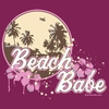 Beach Babe Plus Size & Supersize T-Shirts S M L XL 2x 3x 4x 5x 6x 7x 8x  (Lights Only)