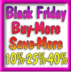 Black Friday Buy-More Save-More