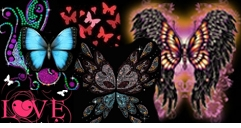 "<font size=""3"" color=""purple""><b><center> Butterflies - Dragonflies & Other Insects!<br></b><font size=""1"" color=""purple""></font>"
