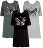 Butterfly & Hummingbirds! Plus Size T-Shirts S M L XL 2x 3x 4x 5x 6x 7x 8x Many Colors!