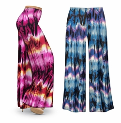 SOLD OUT! CLEARANCE! City Chic Slinky Print Palazzo Pants! 3x