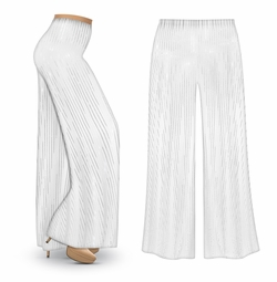 SOLD OUT! CLEARANCE! Ice Queen Slinky Print Plus Size & Supersize Palazzo Pants 4x