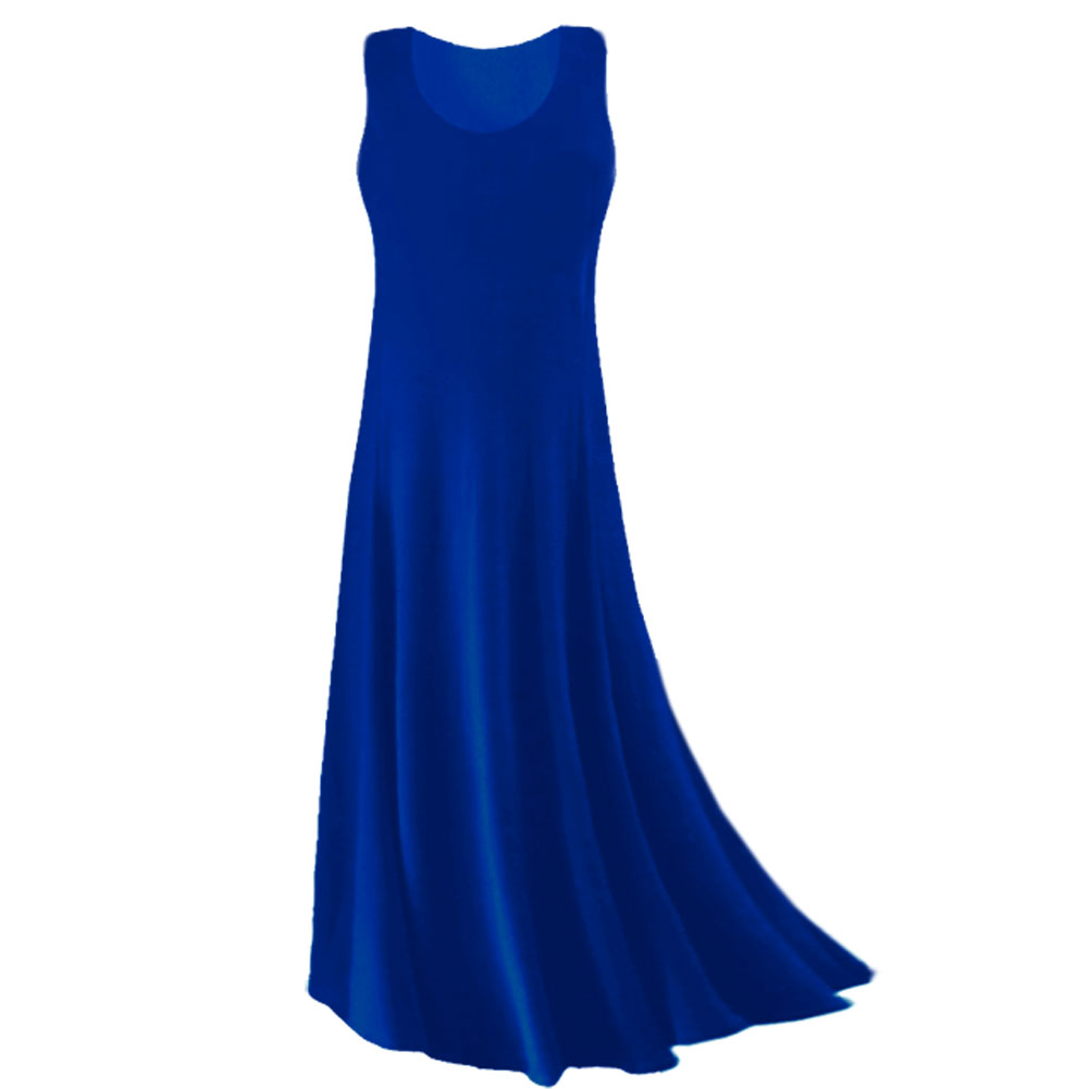 SOLD OUT! FINAL CLEARANCE SALE! Royal Blue A-line or ...