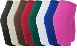 CLEARANCE! Spandex Swim Shorts Plus Size Many Colors 0x 1x 2x 3x 4x 5x 7x