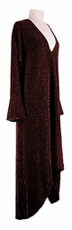 SOLD OUT! Customizable Dazzling Burgundy Glimmer Plus Size & Supersize Dresses - Shirts - Jackets Lg to 8x