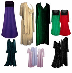<b><font size=4>DRESSES! CAFTANS! SUITS! SLINKYS! INTIMATES! SALE!!